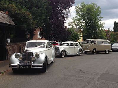 Strawberry Field VDubs for your VW Camper Van Wedding Car Hire in the West Midlands